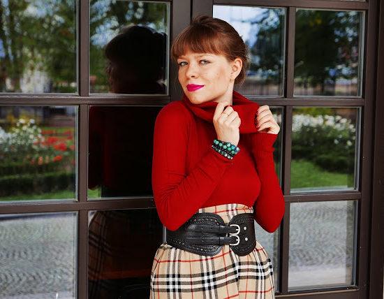 Współpraca z Kamilą Węgrzyniak właścicielką bloga