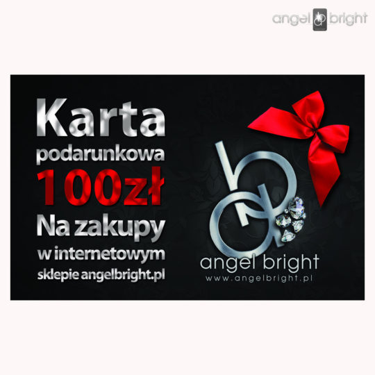 100 PLN Gift Voucher / Gift Card